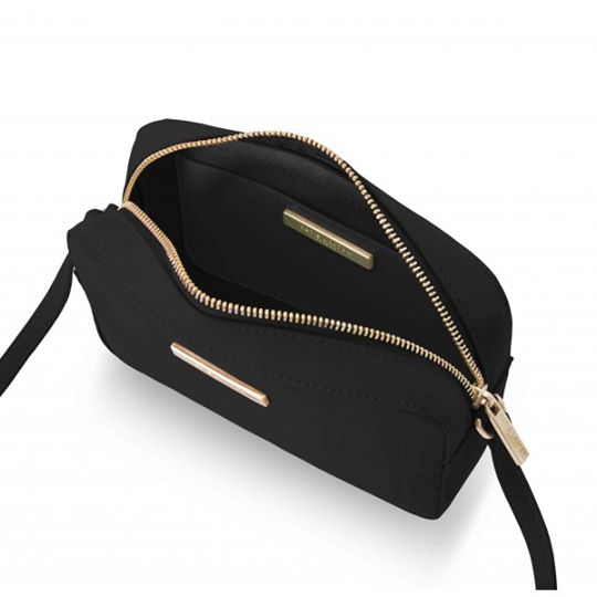 7ab79421143 Katie Loxton Loulou Cross Body Bag Black – Stitch and Sparkle